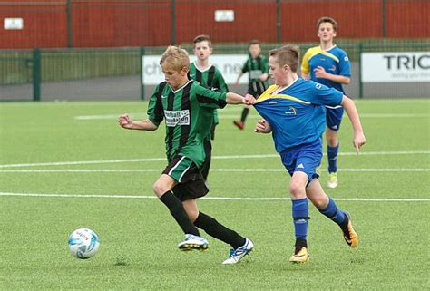 Woodrush clinch second Redditch United Schools Cup crown ...