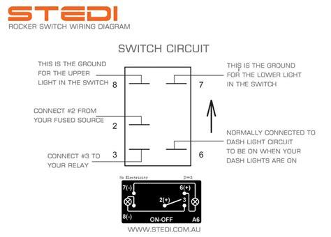 rocker switch diagram 4 x 4 pinterest rockers