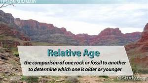 What is Relative Age? - Definition & Effect - Video ...