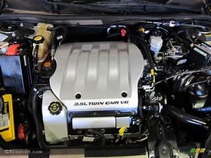 2001 Oldsmobile Intrigue Gl 3 5 Liter Dohc 24