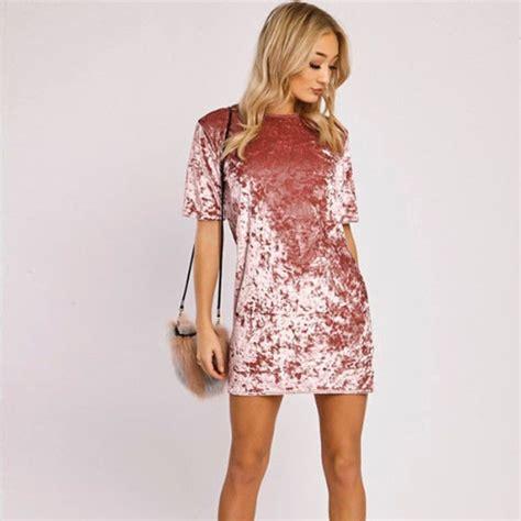 womens ladies crushed velvet casual short sleeve  shirt