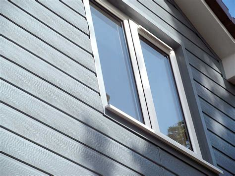 Embossed Shiplap & Weatherboard Wall Cladding