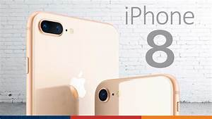 Iphone 8 Plus Auchan : iphone 8 y 8 plus an lisis de caracter sticas youtube ~ Carolinahurricanesstore.com Idées de Décoration