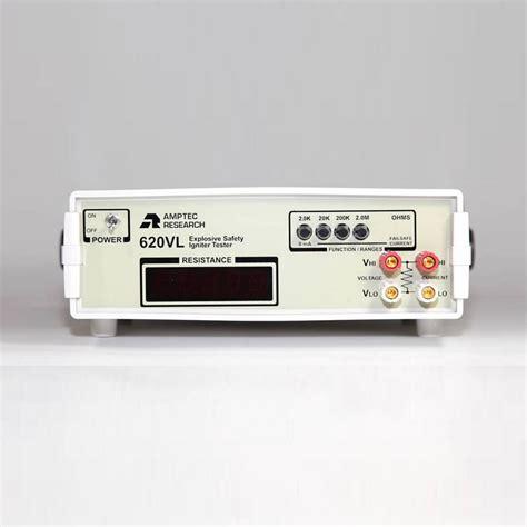 safe test 620vl tec igniter tester safe squib testers for sale