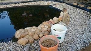 Gartenteich Selber Bauen : heikos gartenteich bachlauf wasserfall teichfilter selber bauen teil 1 youtube ~ Orissabook.com Haus und Dekorationen