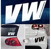 Popular Vw Windshield Decal Buy Cheap