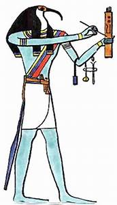 Thoth - God of the Moon, Magic and Writing