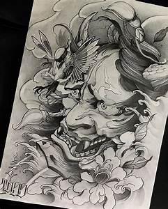Demon Japonais Dessin : 1 574 l t th ch 6 b nh lu n kostas tzikalagias kostas tzikalagias tr n instagram thank ~ Maxctalentgroup.com Avis de Voitures