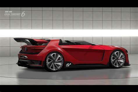 Volkswagen Gti Roadster Vision Gran Turismo Comes To Life