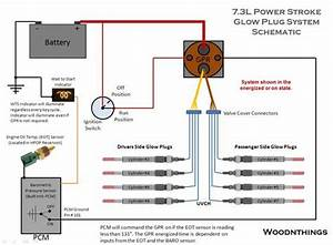 Manual Glow Plug Wiring Diagram