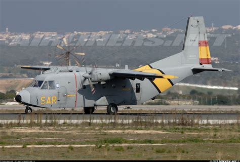 casa    aviocar spain air force aviation
