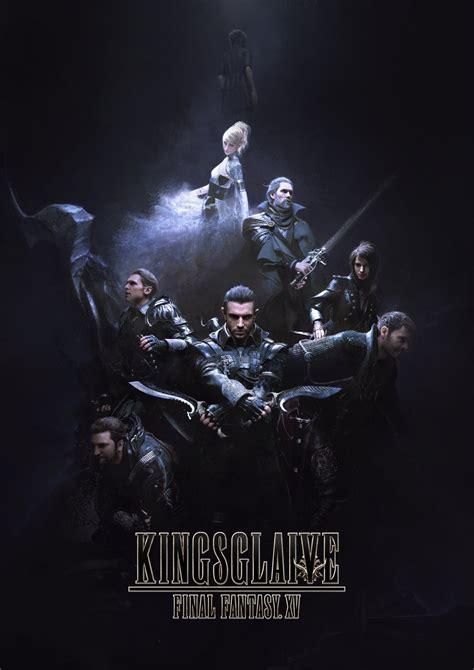 kingsglaive final fantasy xv  art  vfxthe art  vfx