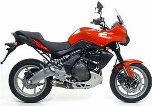 Kawasaki Kle500  Kle650 Versys 2005