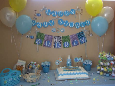 What To Make For Baby Shower Baby Shower Themes For Boys Baby Shower Decoration Ideas