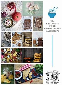 Food Photography Backdrops | what the professionals use