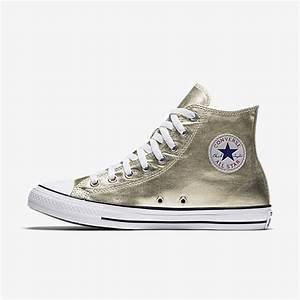 Converse Unisex Shoe Size Chart Converse Chuck Taylor All Star Metallic High Top Unisex
