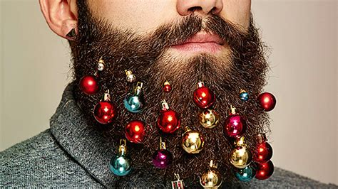 beard bauble ornaments sell out ahead of christmas
