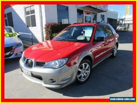 Subaru For Sale by Subaru Impreza For Sale In Australia