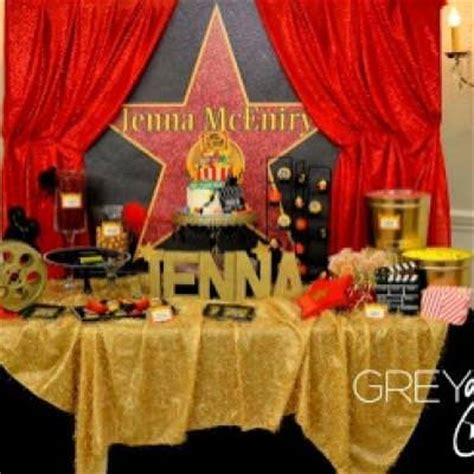 red carpet hollywood party teen party themes tip junkie