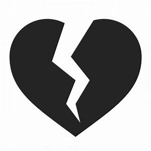 Heart Broken Icon & IconExperience - Professional Icons ...