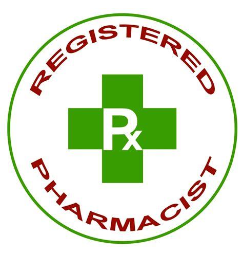 Registered Pharmacist by Pharmacists Logo Clipart Best