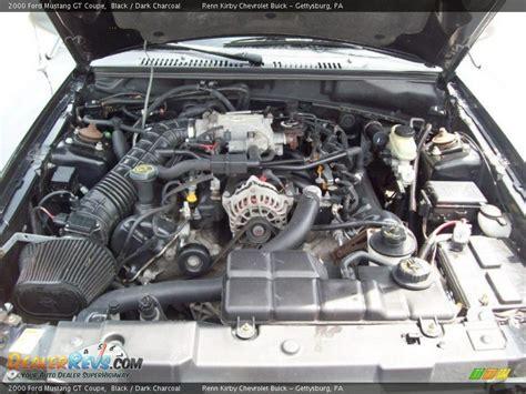 4 6 Liter Sohc Engine Diagram by 2000 Ford Mustang Gt Coupe 4 6 Liter Sohc 16 Valve V8