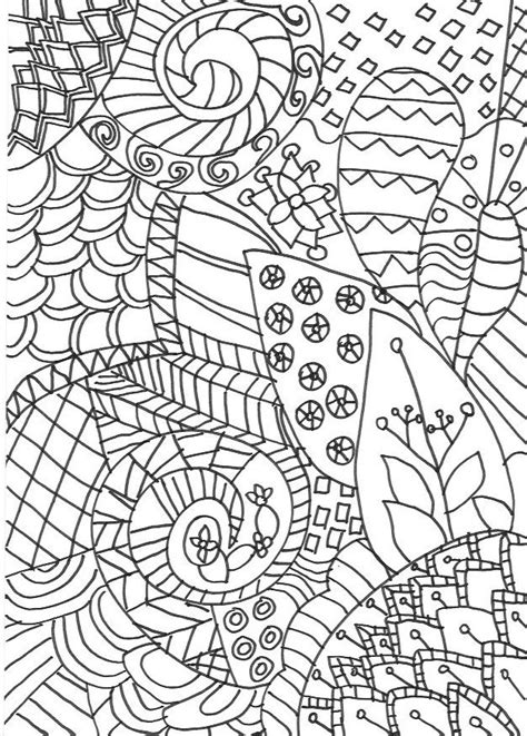 zentangle colouring pages   playroom
