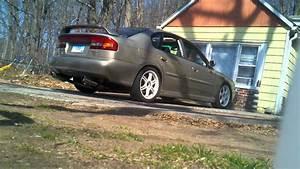 2000 Subaru Legacy Gt Limited Custom Exhaust Pt  1