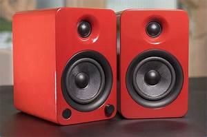 Kanto, U0026, 39, S, Yu4, Active, Speakers, A, Better, Desktop, Audio, Experience