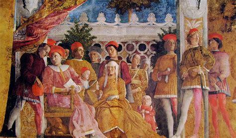 mantegna degli sposi quot degli sposi la corte quot mantegna