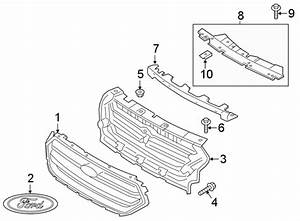 Ford Escape Reinforcement  2017