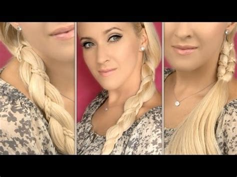 easy everyday hairstyles for long hair without heat cute