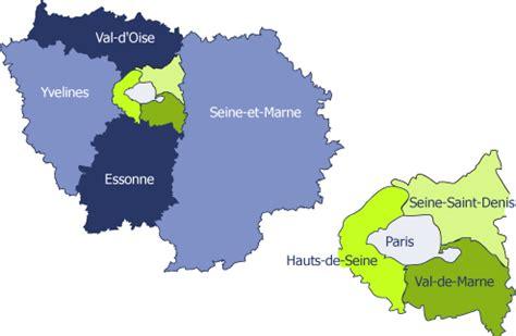au sujet des départements français moments ile de les franciliens sont ils prêts pour la