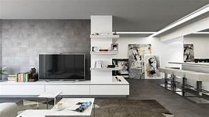 Boden Für Wohnung : wohnzimmer fliesen moderne einrichtungsideen f r den wohnbereich ~ Markanthonyermac.com Haus und Dekorationen