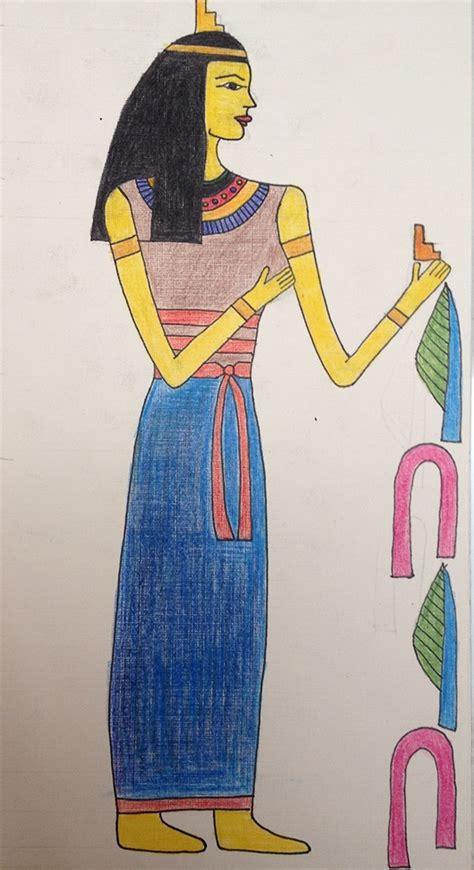 egyptian law  frontality gr   risd portfolios
