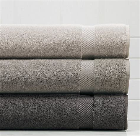 restoration hardware towels 1000 ideas about decorative bathroom towels on 1914