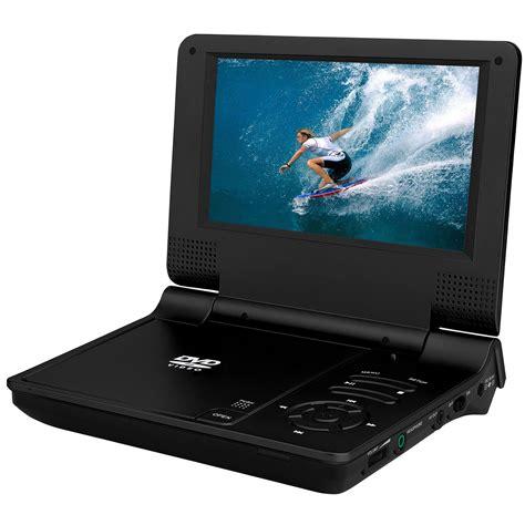 portable player sylvania sdvd7014 7 quot portable dvd player