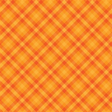 Checkered Background Clipart Orange Gingham Checkered Background