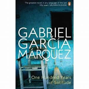 The Book Club: Gabriel Garcia Marquez; One Hundred Years ...