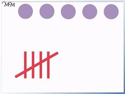 Tally Draw Vertical Mark Charts Marks Chart