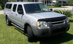 Buy Used 2003 Nissan Frontier 4x4 Crew Cab 6 U0026 39  Long Bed Xe Pick Up Truck W  Topper In Winter Haven