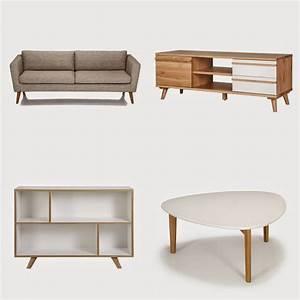 meuble scandinave pas cher With meuble de salle a manger avec coussin style scandinave pas cher