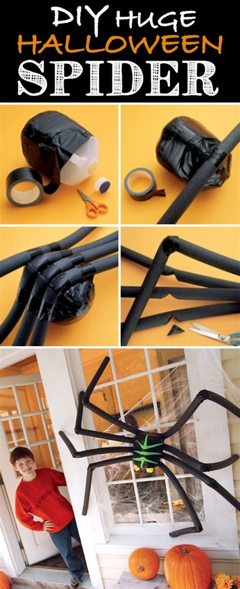 easy  awesome homemade halloween decorations  photo tutorials