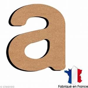 Lettre En Bois A Poser : lettre minuscule en bois a 5 cm lettre en bois minuscule 5 cm creavea ~ Teatrodelosmanantiales.com Idées de Décoration