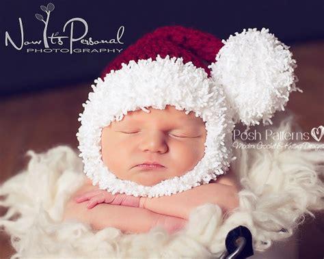 crochet santa hat pattern santa hat beard pattern