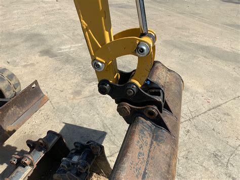 cat  cr mini excavator jthfd  heavy equipment