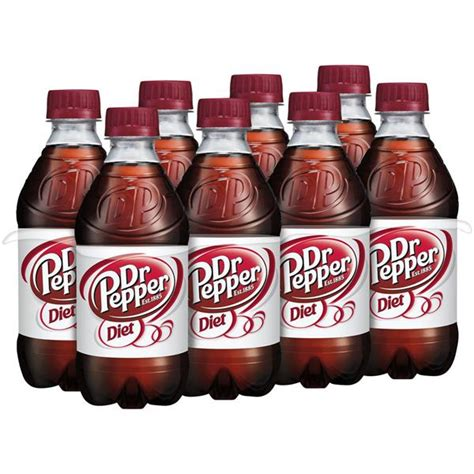 diet dr pepper soda  pack hy vee aisles  grocery