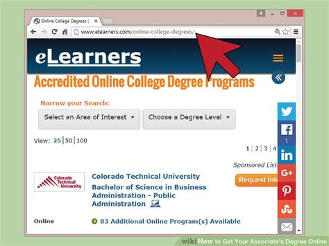 4 Ways To Get Your Associate's Degree Online  Wikihow. Unsecured Consolidation Loan. Phoenix Masters Programs Stewart Pest Control. Dish Network Toll Free Number. How Long Does It Take To Open A Bank Account. Virtuesse Hair Replacement Traverse County Mn. Assisted Living In Durham Nc. Www University Of Arizona Com. Alternative Asset Managers Auto Loan Transfer