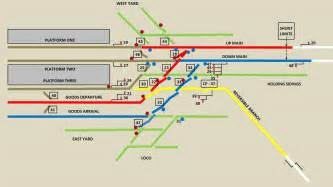 Diagram Of Signal by Lost In The Shunt Signal Forest Permanent Way