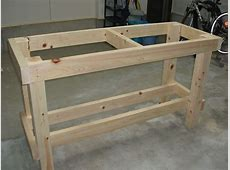 Work Bench on the Cheap 10 Steps